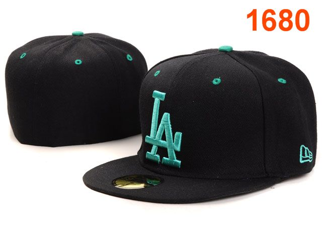 Los Angeles Dodgers MLB Fitted Hat PT10
